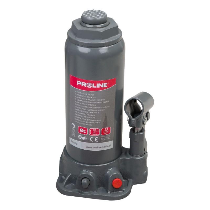 Cric hidraulic Proline, vertical, 3 tone, 194-372 mm 2021 shopu.ro