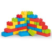 Cuburi gigant Dolu, 48 piese, 12 luni+