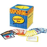 Cutia povestitorului Learning Resources, 86 carduri, 6 - 10 ani