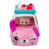 Mini masinuta pentru fetite Roadie Yogurt, 5 ani+