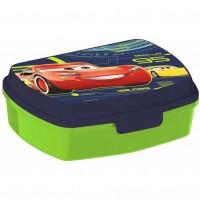 Cutie pentru sandwich Cars SunCity, 16.5 x 12.5 x 6 cm