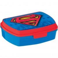 Cutie pentru sandwich Superman SunCity, 16.5 x 12.5 x 6 cm