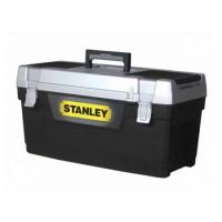 Cutie scule Stanley cu inchizator metalic automat, 16 inch