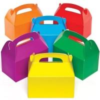 Cutii colorate pentru cadouri Baker Ross, 6 bucati, 3 ani+