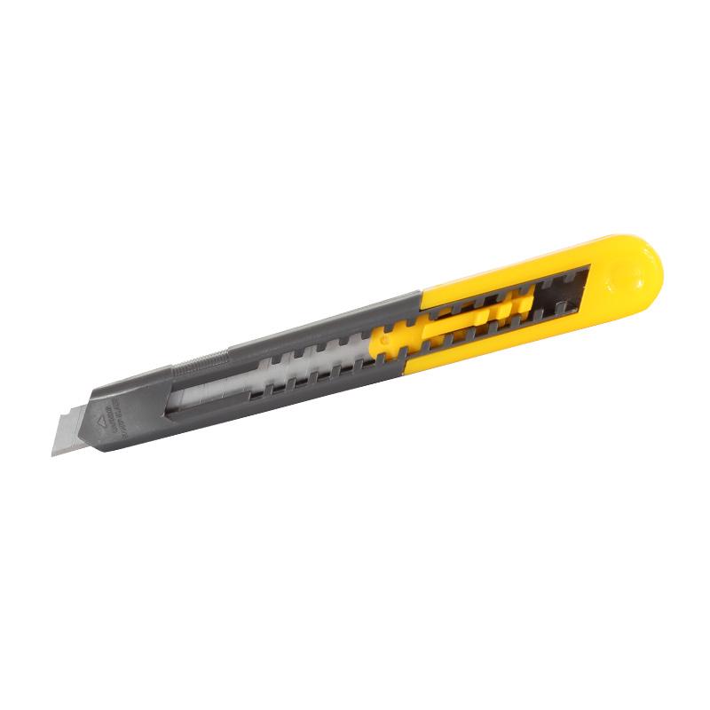 Cutter plastic demontabil Mega, 9 x 150 mm, autoblocare 2021 shopu.ro