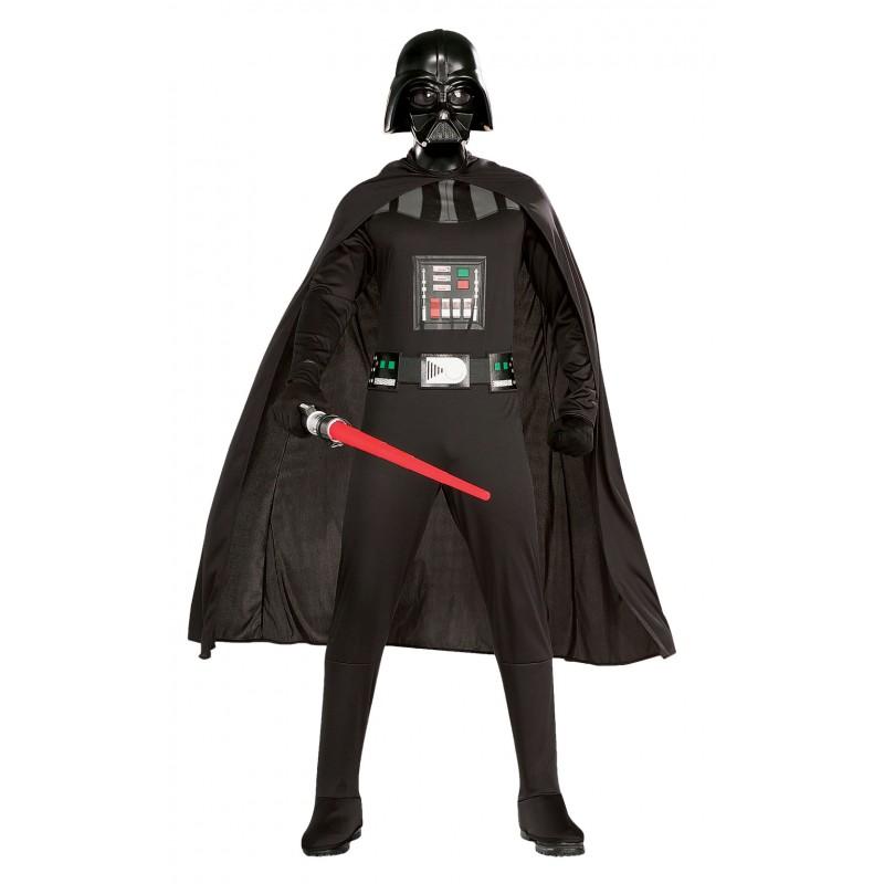 Costum pentru adulti Darth Vader, marimea M, Negru 2021 shopu.ro