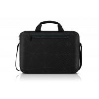 Geanta laptop Dell Essential Briefcase, 15.6 inch, buzunar, sistem prindere troler, fermoar, textil, Negru