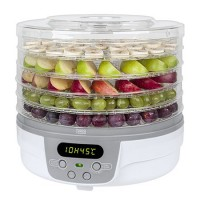 Deshidrator fructe, legume Teesa, maxim 5 kg, 250 W