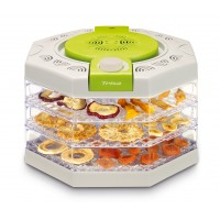 Deshidrator pentru legume/fructe/plante Trisa Keep Tasty, 240 W, ventilator recirculare, 3 tavi reglabile