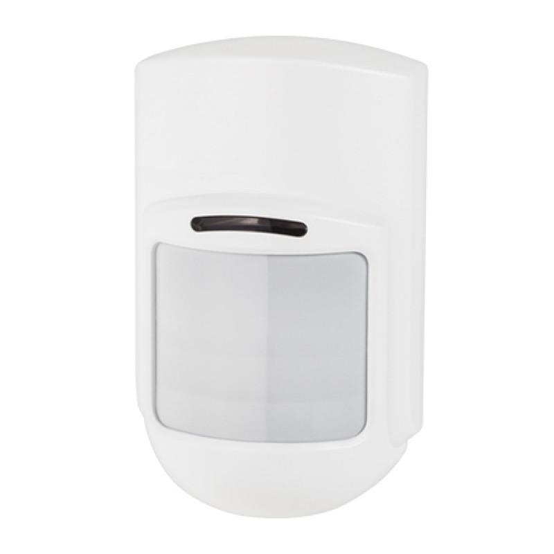 Detector de miscare PIR HM-801W, sensor infrarosu, LED 2021 shopu.ro