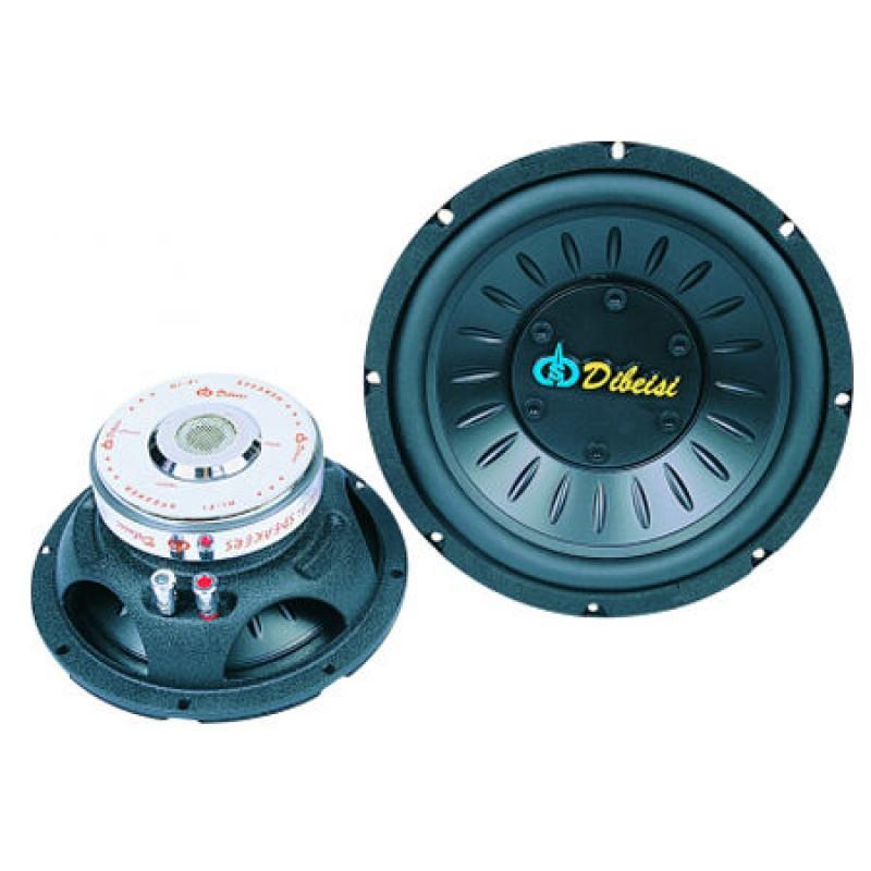 Difuzor Auto Dibeisi B1023/4, 10 inch, 250 W 2021 shopu.ro