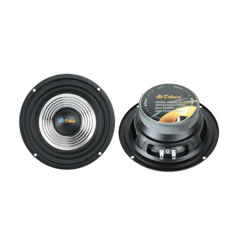 Difuzor auto DBS C6515, 62 W RMS, 4 Ohm, diametru 16 cm, Gri