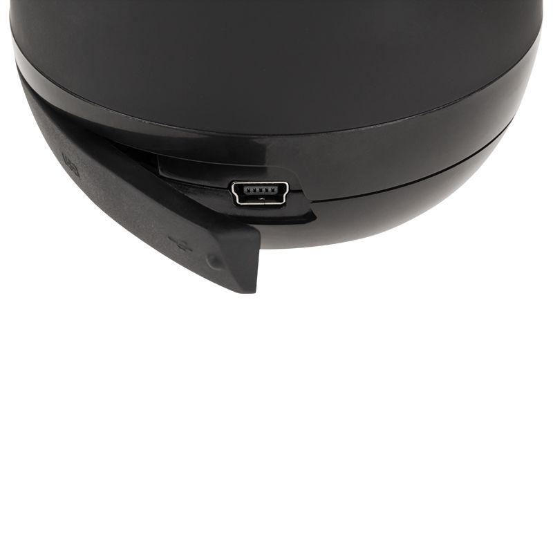 Boxa Bluetooth Quer, acumulator, Aux, microSD, negru