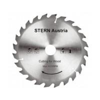 Disc pentru lemn SBT160/24 Stern, 24 dinti, 160 mm