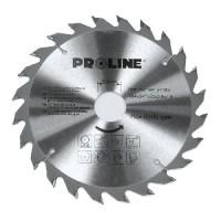 Disc circular pentru lemn Proline, dinti vidia, 300 mm/80 D