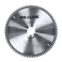Disc circular pentru metal Proline, dinti vidia, 250 mm/100D
