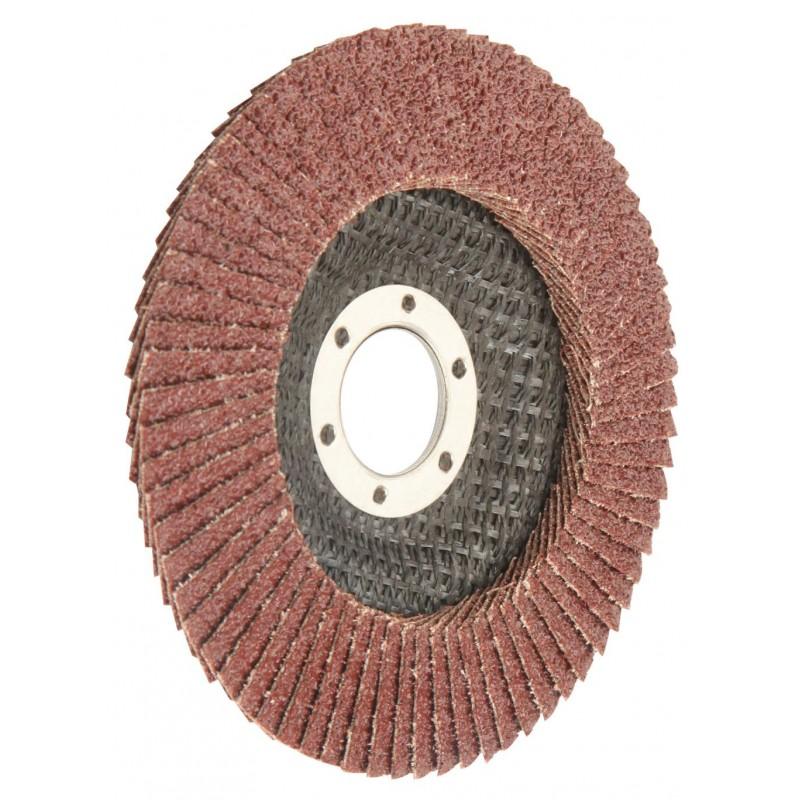 Disc cu capse taiere otel/lemn Tolsen, 125 x 22.2 mm, 60 T, oxid de aluminiu shopu.ro