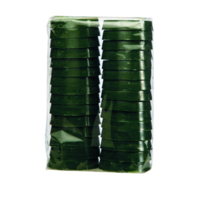 Ceara traditionala tip discuri Skyn Sistem, 1000 g, clorofila