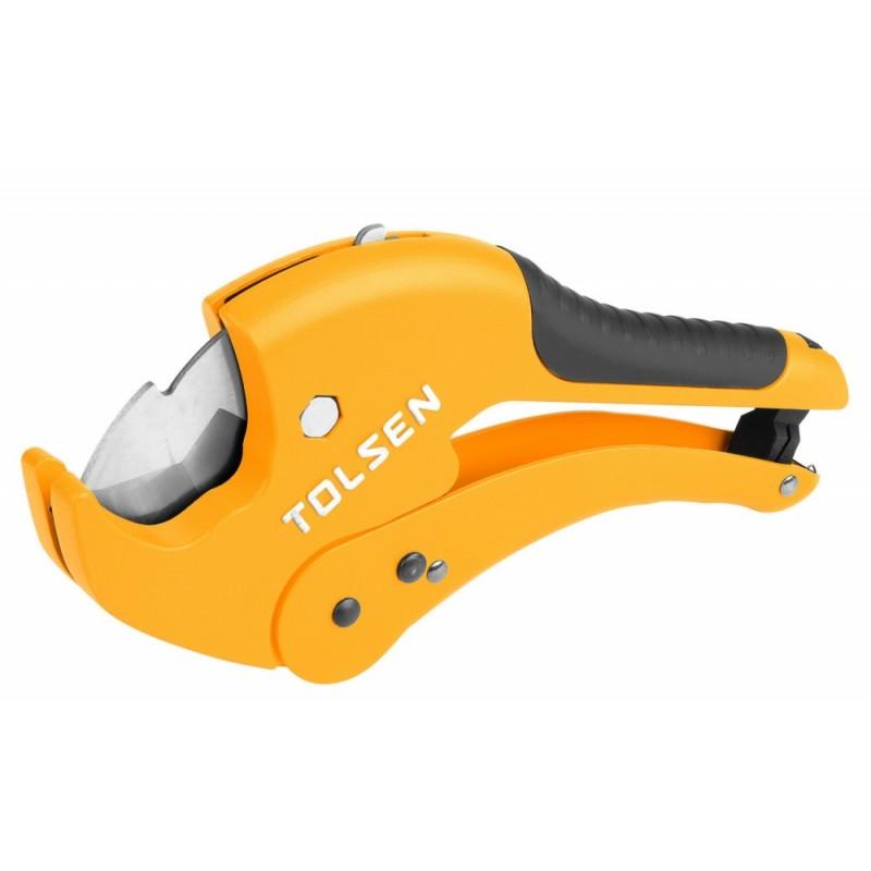 Dispozitiv de taiat tevi PVC Tolsen, 3-42 mm, uz industrial shopu.ro