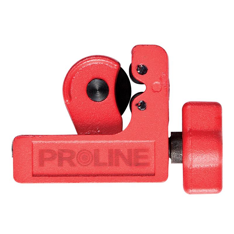 Dispozitiv taiere tevi Proline, 3-22 mm, mecanism fixare 2021 shopu.ro
