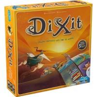 Joc de societate Dixit, 3-6 jucatori, 8 ani+