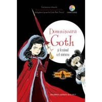 Carte Domnisoara Goth si festinul cel sinistru, 222 pagini, 8 ani+