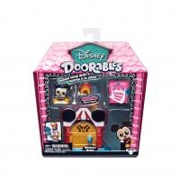 Mini set de constructie Jumbeauxs Mikey Doorables S1, 2 figurine, accesorii incluse
