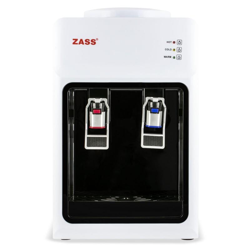 Dozator apa pentru birou Zass, compresor, 550 W, putere racire 90 W, bidoane 11 l/19 l 2021 shopu.ro