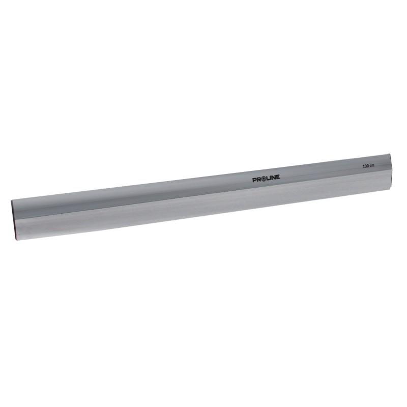 Dreptar aluminiu trapezoidal Proline, 2000 mm