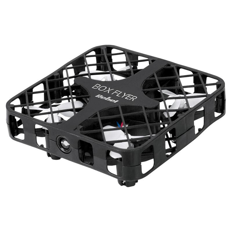 Drona Box Flyer Rebel, 3 viteze, telecomanda inclusa, 14 ani+ 2021 shopu.ro