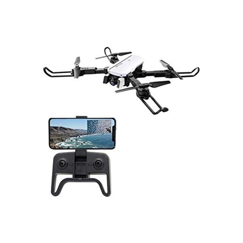 Drona Falcon, camera 1080P, 1100 mAh, pozitionare optica, altitudinie automata, transmisie pe telefon 2021 shopu.ro