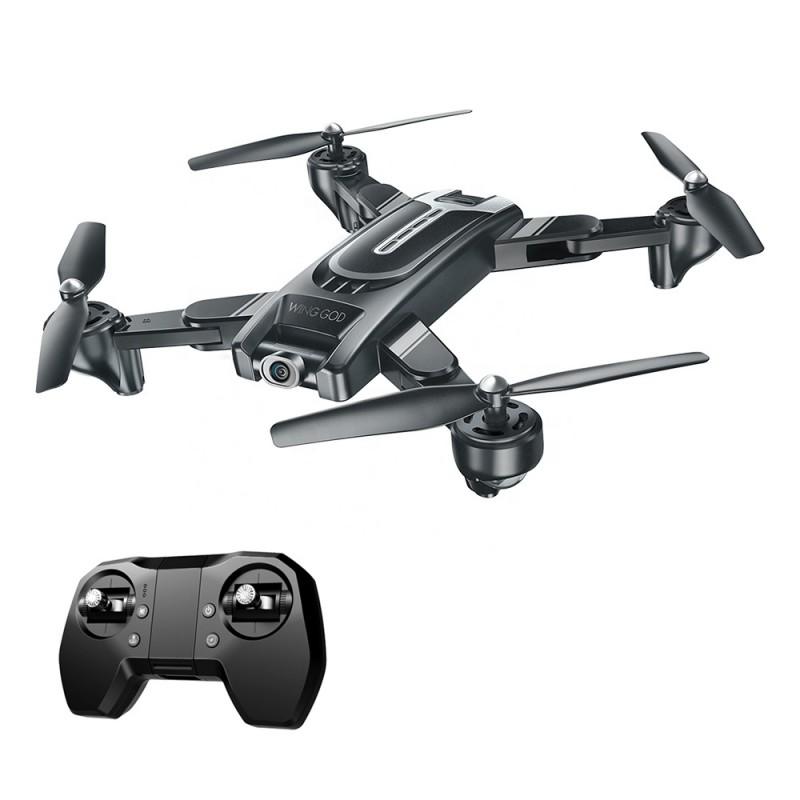 Drona Visuo XS817, camera 4 K, GPS, 2 camere 500 m, 1800 mAh, transmisie live, 14 ani+ 2021 shopu.ro
