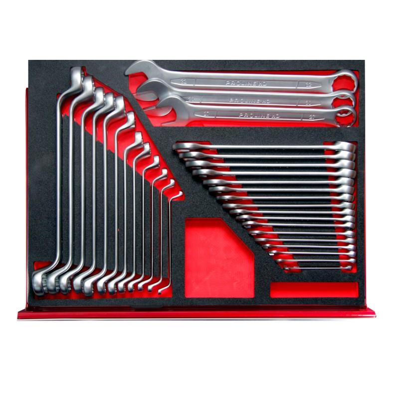 Dulap scule echipat Proline HD, 706 x 450 x 950 mm, 7 sertare, 250 piese