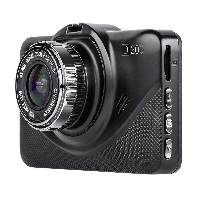 Camera Auto DVR Peiying Basic D200, ecran 3 inch, maxim 32 GB