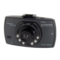 Camera auto DVR Extreme Guard Esperanza, 2.4 inch, slot microSD, full HD