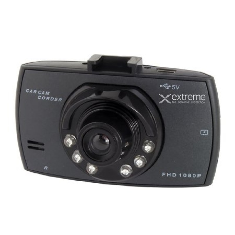 Camera auto DVR Extreme Guard Esperanza, 2.4 inch, slot microSD, full HD 2021 shopu.ro