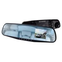 Camera auto DVR Extreme Mirror Esperanza, 2.4 inch, full HD, detector miscare