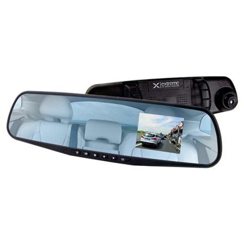 Camera auto DVR Extreme Mirror Esperanza, 2.4 inch, full HD, detector miscare 2021 shopu.ro
