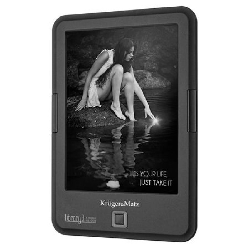 E-Book Reader Library Kruger Matz, 170 x 117 x 9 mm