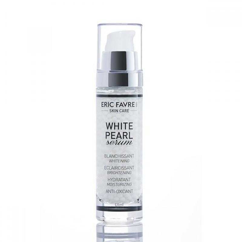 Ser iluminator White Pearl Eric Favre Skin Care, 50 ml