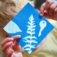 Experimente creative Hartie solara Tobar, 10 piese, 4 ani+