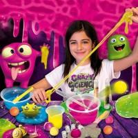 Experimente geniale Lisciani, 8 ani+, Fabrica de slime