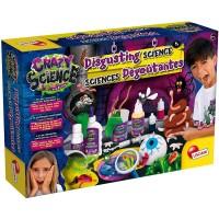 Experimente geniale Super Laboratorul Lisciani, 8 ani+