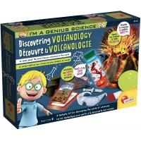 Experimentele micului geniu Lisciani, 8 ani+, Vulcan