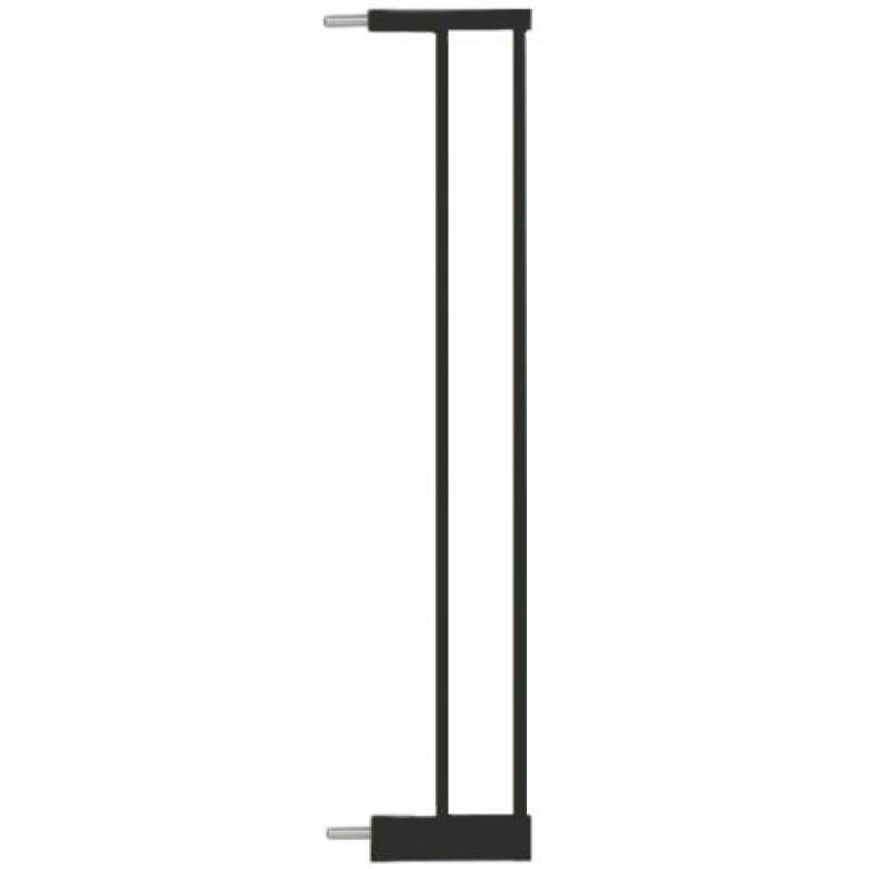 Extensie poarta de siguranta Noma, metal negru, 14 cm 2021 shopu.ro
