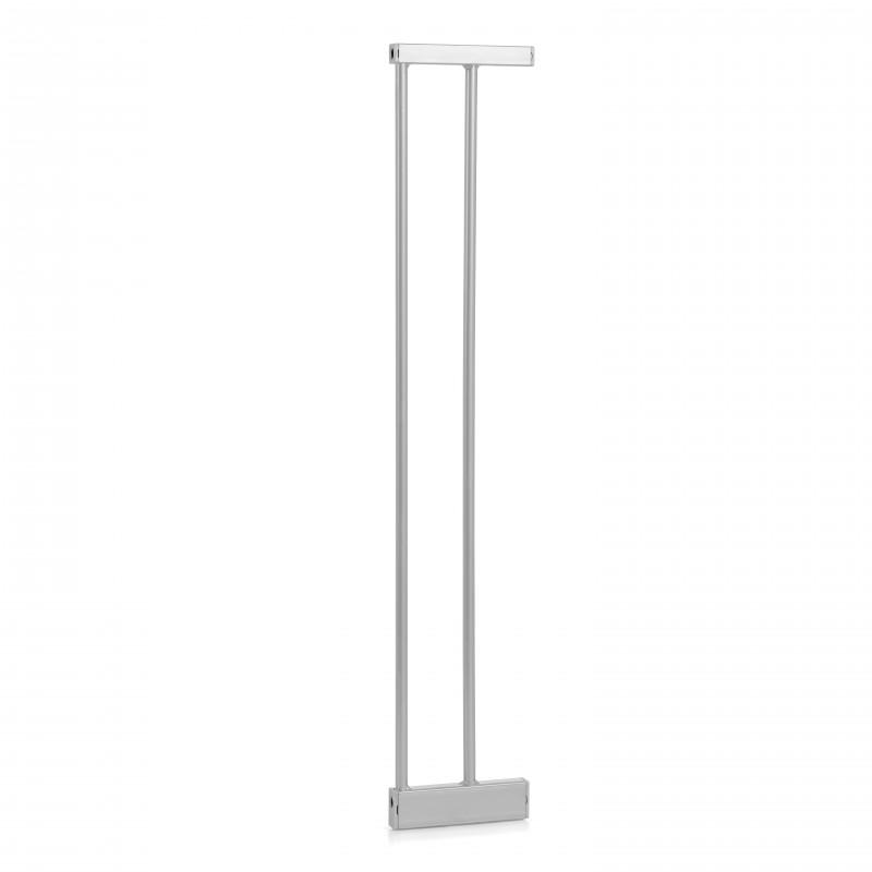 Extensie poarta siguranta, 14 cm, Argintiu