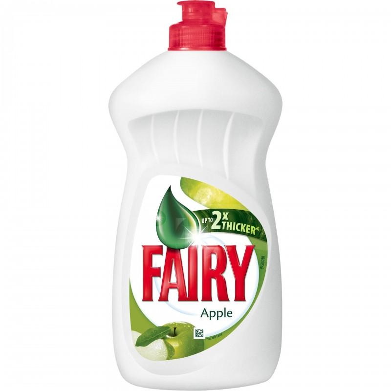 Detergent de vase Fairy Apple, 450 ml 2021 shopu.ro