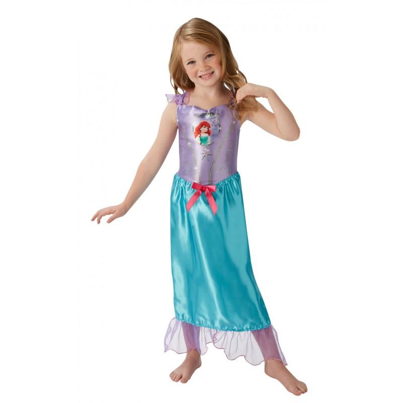 Costum fetite Fairytale Ariel, marime M, 5-6 ani 2021 shopu.ro