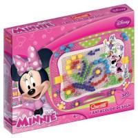 Fantacolor design Minnie Quercetti, 320 piese, 4 ani+