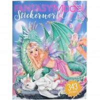 Fantasy Model Autocolante Stickerworld Depesche, 33 x 27 x 0.8 cm